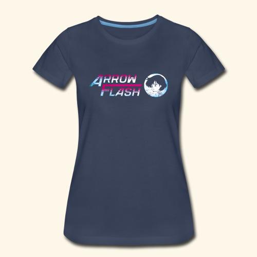 ArrowFlash (free shirtcolor selection) - Women's Premium T-Shirt