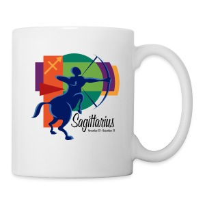Sagittarius Sign Ceramic Coffee Mug - Coffee/Tea Mug