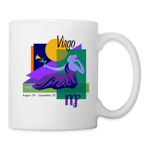 Virgo Sign Ceramic Coffee Mug - Coffee/Tea Mug