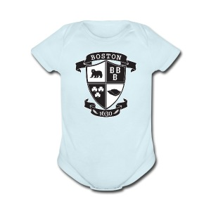 Baby Short Sleeve One Piece - Short Sleeve Baby Bodysuit