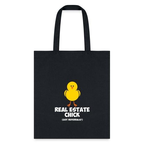 Real Estate Chick Tote Bag - Tote Bag
