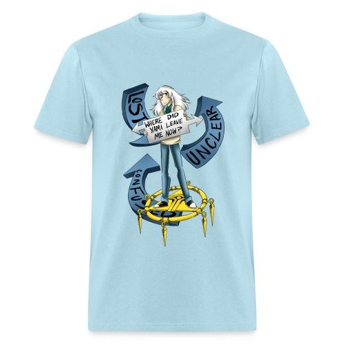 Where am I? - Men's T-Shirt