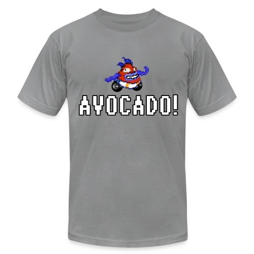 Soniqua - AVOCADO! - Men's Fine Jersey T-Shirt