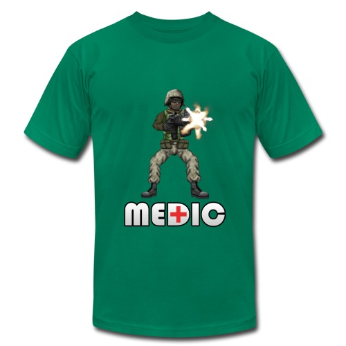 BFFs - Medic  - Men's Fine Jersey T-Shirt