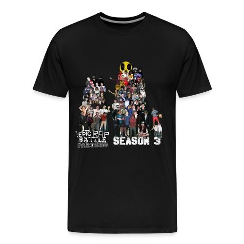 ERBParodies - Season 3 Shirt - Men's Premium T-Shirt