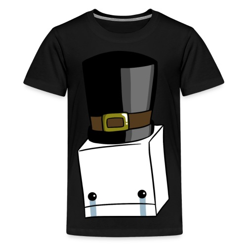 Hatty Hattington - Kids' Premium T-Shirt