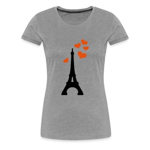 T-shirt premium pour femmes