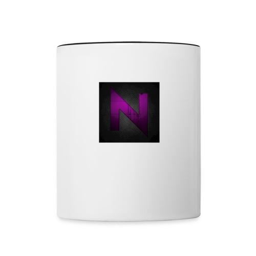 Navi 2014 Logo Coffee Mug - Contrast Coffee Mug