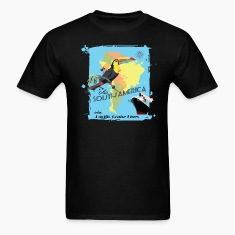 Travel South America T-Shirts