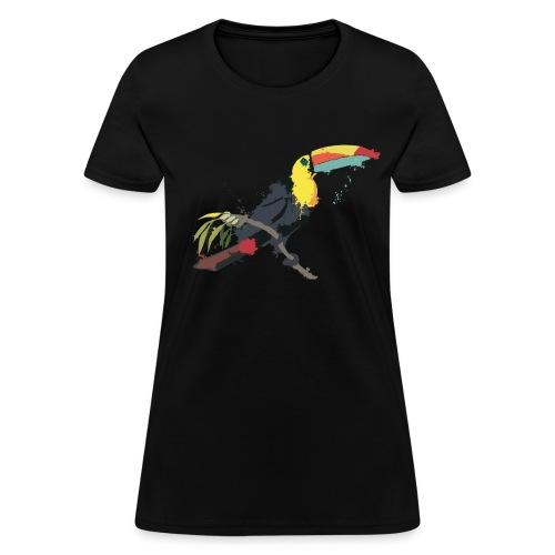 Toucan Tee - Women's T-Shirt