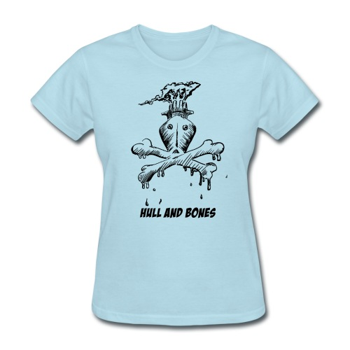 Hull and Bones (Women's) - Women's T-Shirt
