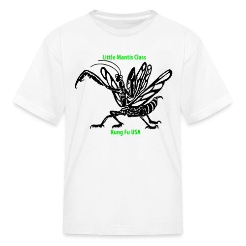 Little Mantis class shirt - Kids' T-Shirt