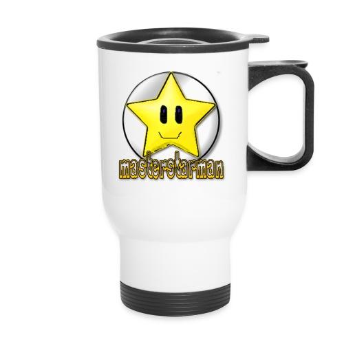 Masterstarman Retro Travel Mug - Travel Mug