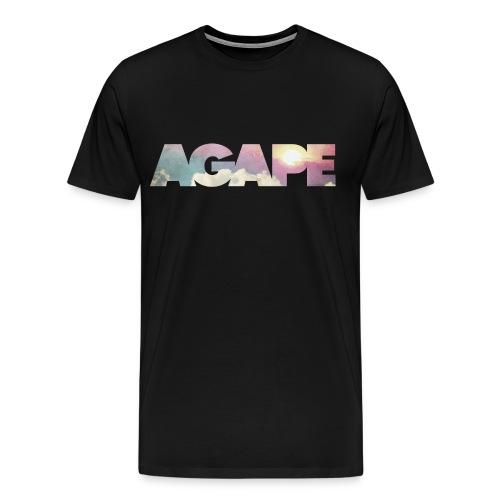 AGAPE (Clouds) shirt - Men's Premium T-Shirt