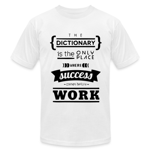 Success  - Men's Fine Jersey T-Shirt