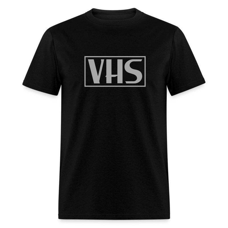 Glitter VHS - Men's T-Shirt