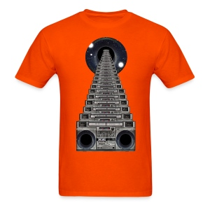 Infinite Boomboxes (for the bros) - Men's T-Shirt