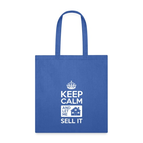 Keep Calm Sell It Tote Bag - Tote Bag
