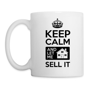 Keep Calm Sell It Mug - Coffee/Tea Mug