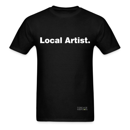 Local Artist-men - Men's T-Shirt