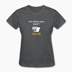 ALL IN Women's T-Shirts