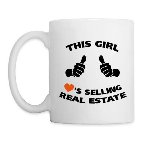This Girl Loves RE Mug - Coffee/Tea Mug