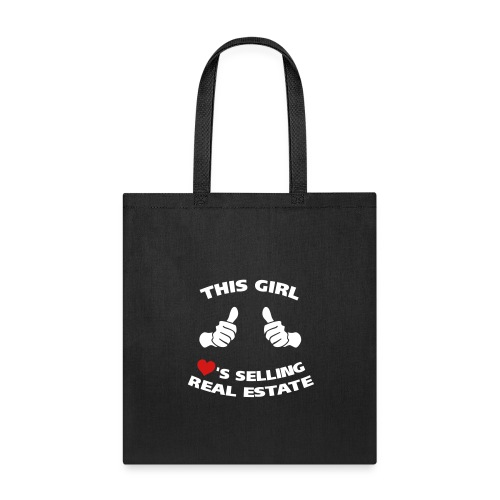 This Girl Loves RE Tote - Tote Bag