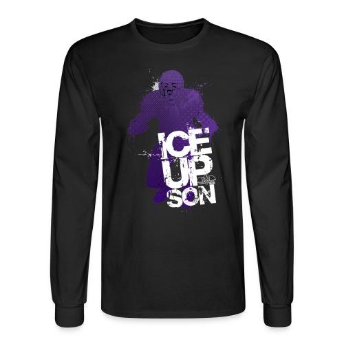 Ice Up Son Long Sleeve - Men's Long Sleeve T-Shirt