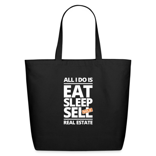 Eat Sleep Sell Cotton - Eco-Friendly Cotton Tote