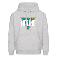 Hoodies ~ Men's Hooded Sweatshirt ~ Trippy MKI
