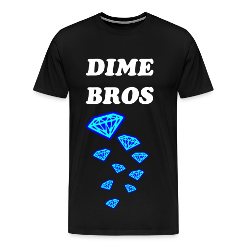 DIME BROS Original Tee - Men's Premium T-Shirt