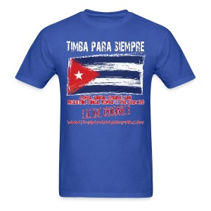 TimbaParaSiempre Regular Fit - Blue - Men's T-Shirt
