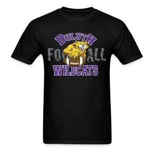 Mens Duluth Wildcats - Men's T-Shirt