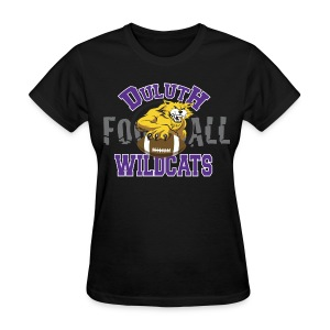 Womens's Duluth Wildcats  - Women's T-Shirt