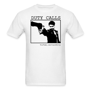 Duty Calls - T-Shirt - Men's T-Shirt