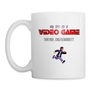 My Life as a Video Game - Coffee Mug - Coffee/Tea Mug