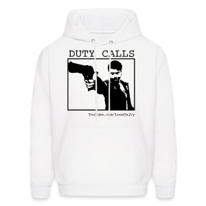 Duty Calls - Hoodie - Men's Hoodie