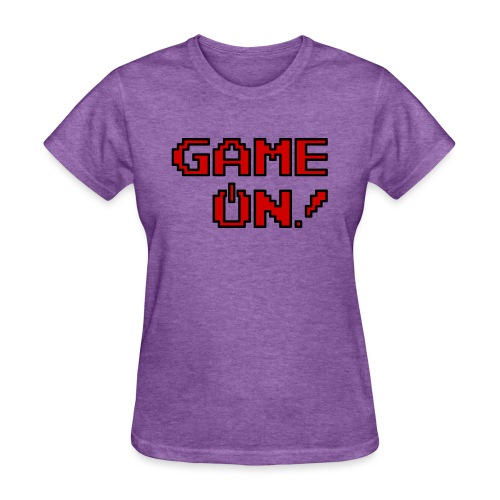 Game On! (Womens) - Women's T-Shirt