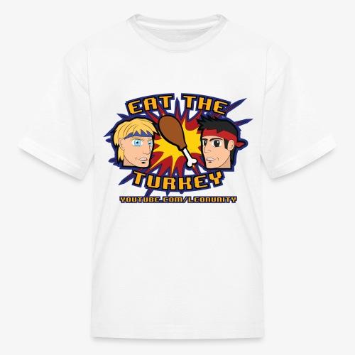 Eat the Turkey (Babies) - Kids' T-Shirt