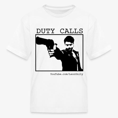 Duty Calls (Babies) - Kids' T-Shirt