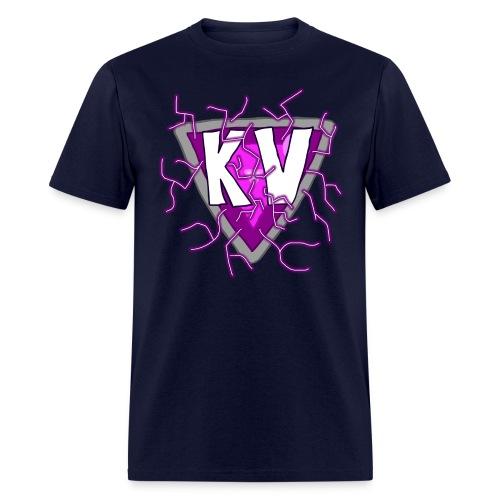 Kv's Logo (Men) T-shirt - Men's T-Shirt