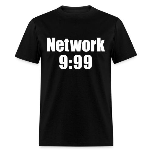 Network 9:99 Men's T-Shirt - Men's T-Shirt