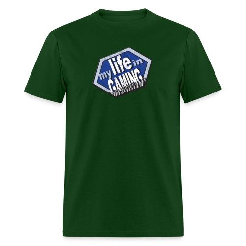 My Life in Gaming Men's T-Shirt (Gildan) - Men's T-Shirt