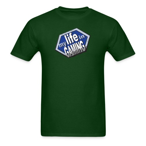 My Life in Gaming Men's T-Shirt (Gildan) - Men's T-Shirt