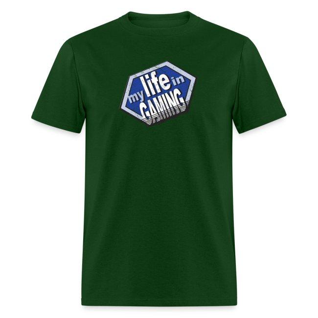 My Life in Gaming Men's T-Shirt (Gildan)