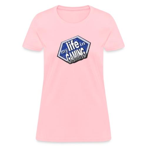 My Life in Gaming Women's T-Shirt (Gildan) - Women's T-Shirt