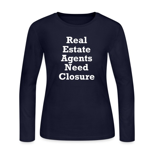 Need Closure Jersey - Women's Long Sleeve Jersey T-Shirt