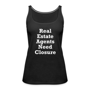 Need Closure Premium - Women's Premium Tank Top