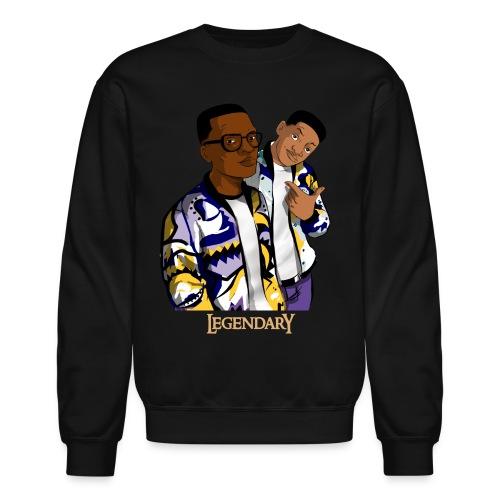 Snap Or Die 90's Baby Crew Neck Sweater - Crewneck Sweatshirt