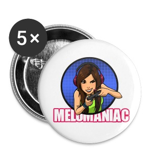 Melomaniac - Large Buttons